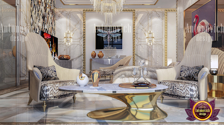 van Luxury Antonovich Design