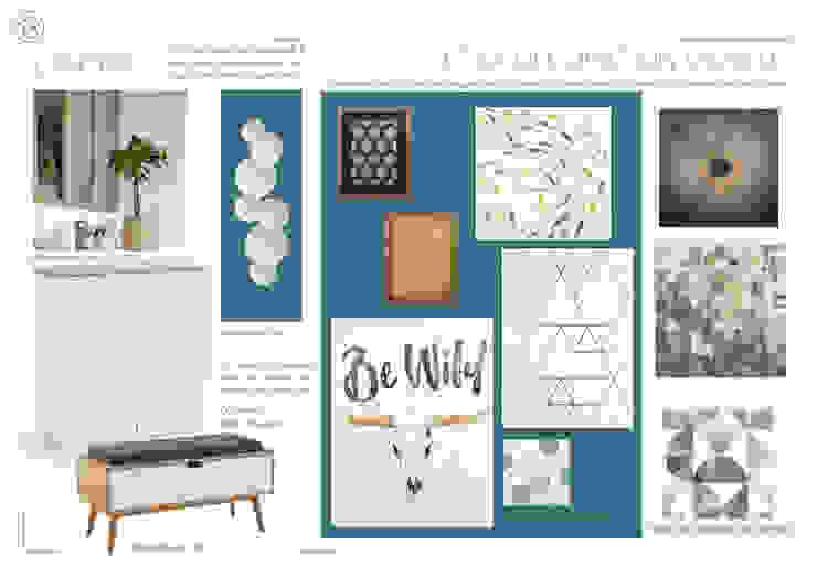 Choix décoratifs pour un projet de construction par ABCD MAISON Scandinave