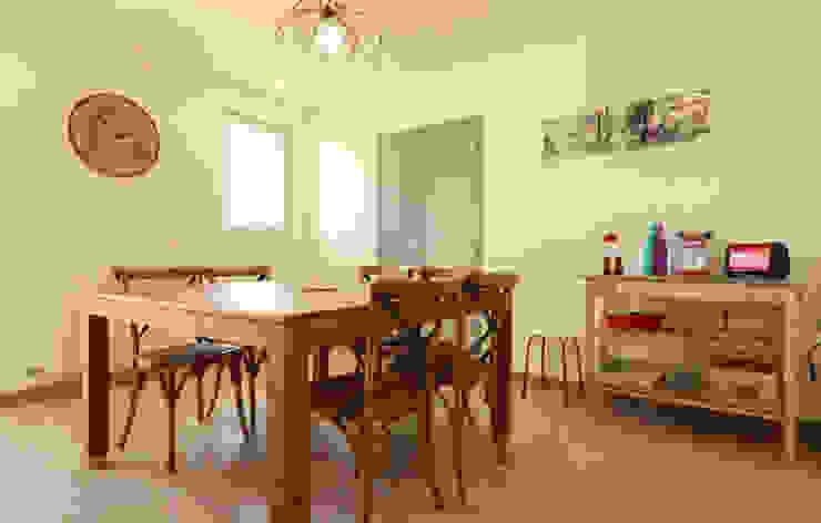 ABCD MAISON CocinaMesas, sillas y bancos