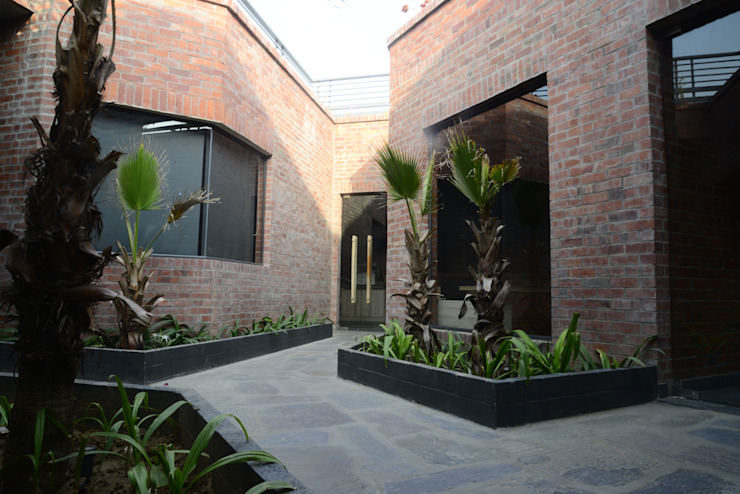 Office Architectural and Interior designing in Jaipur by Flamingo Architects flamingo architects