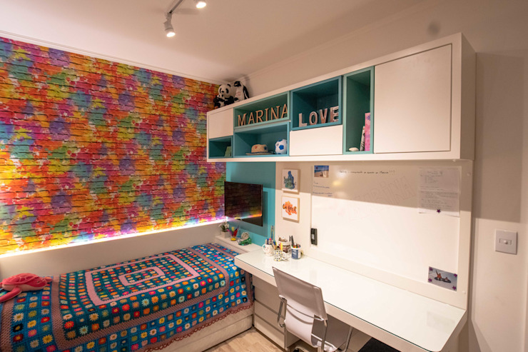 Bloco Z Arquitetura Дитяча кімната