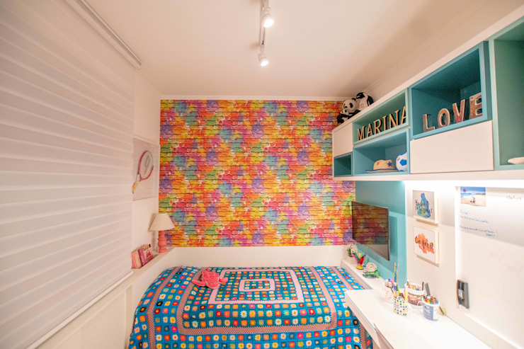 Bloco Z Arquitetura Спальня