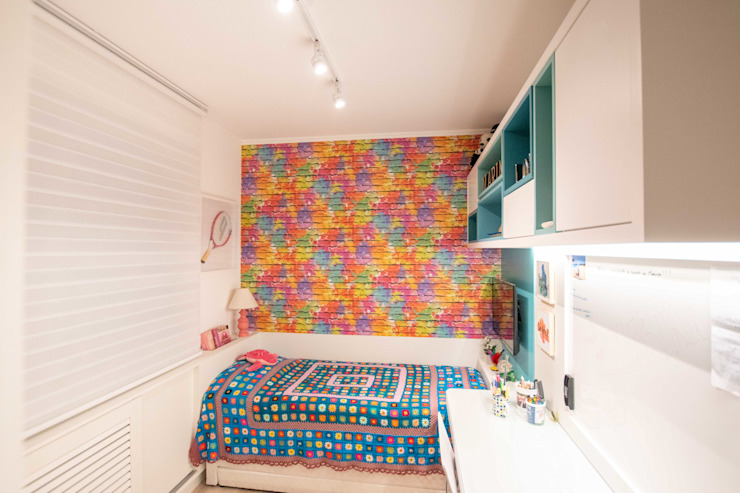 Bloco Z Arquitetura ห้องนอนเด็ก