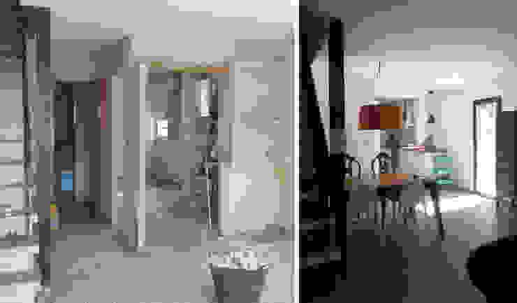 El antes y el después. Estudio1403, COOP.V. Arquitectos en Valencia