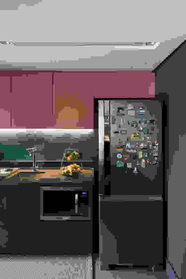 Bloco Z Arquitetura Dapur Modern
