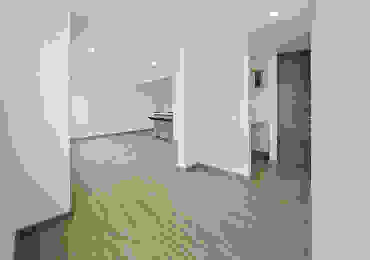 apartamento en Chia-Cundinamarca de TikTAK ARQUITECTOS Moderno