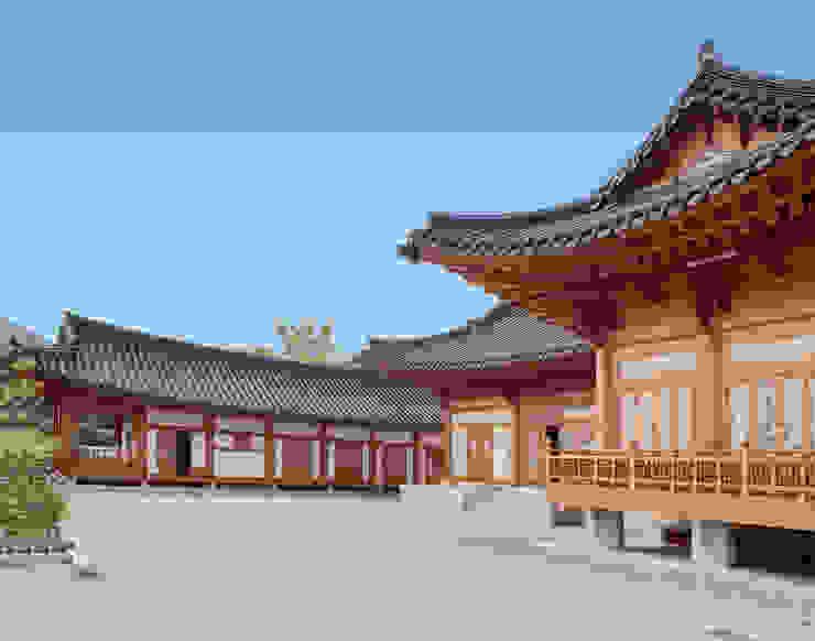합천 이씨 종가 복원 신축공사 - 전경 by 성종합건축사사무소 한옥