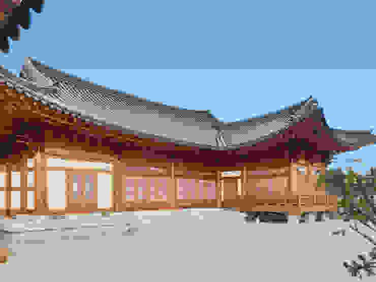 합천 이씨 종가 복원 신축공사 - 안채 아시아스타일 주택 by 성종합건축사사무소 한옥