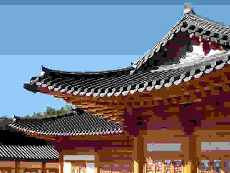 합천 이씨 종가 복원 신축공사 - 안채 처마 by 성종합건축사사무소 한옥