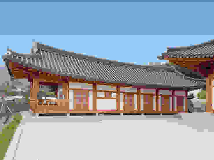 합천 이씨 종가 복원 신축공사 - 행랑채 아시아스타일 주택 by 성종합건축사사무소 한옥