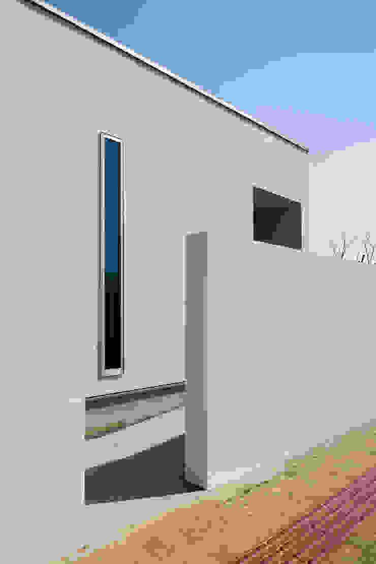 Casas minimalistas por 設計事務所アーキプレイス Minimalista