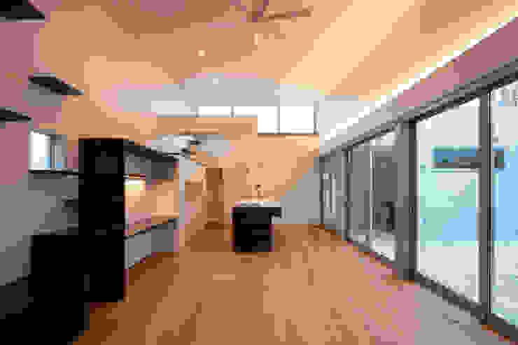 設計事務所アーキプレイス Salle à manger minimaliste