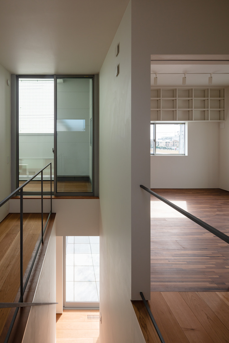 設計事務所アーキプレイス Escalier