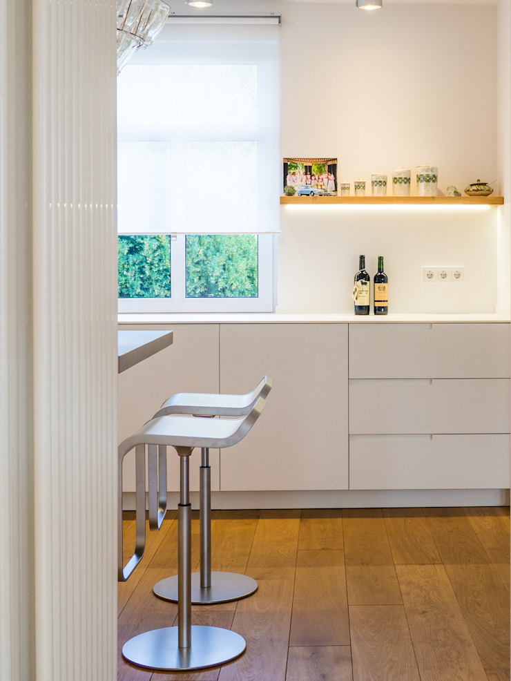 Innenarchitektur Olms Dapur Modern
