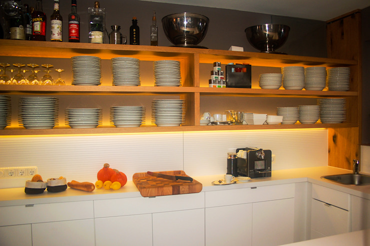 """Bistro """"EinFach"""" Innenarchitektur Olms Moderne Gastronomie"""