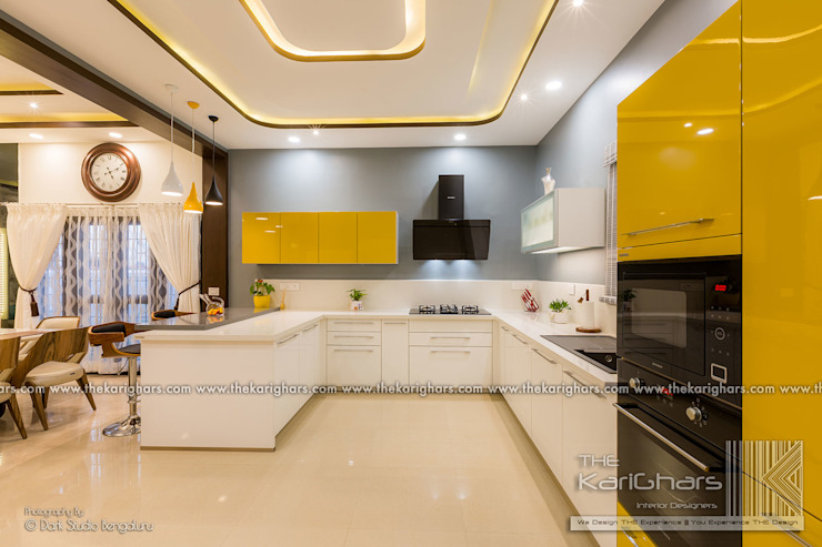 Kitchen Designs by The KariGhars Modern