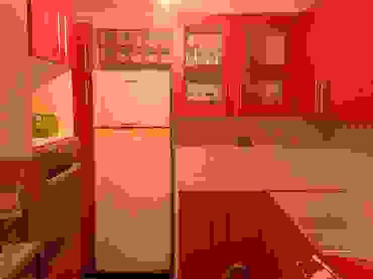 Después Cocinas de estilo moderno de Constructora CYB Spa Moderno