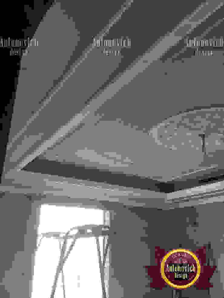 Gypsum Decoration For Homes by Luxury Antonovich Design