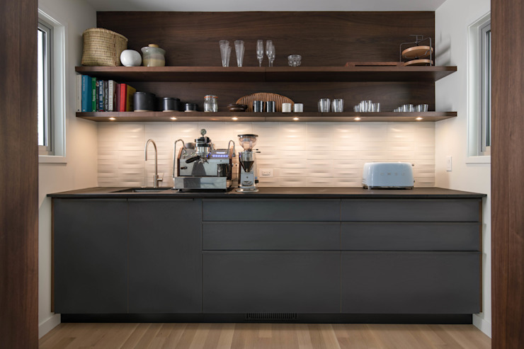 Lafayette Modern Remodel by Klopf Architecture Klopf Architecture Modern Kitchen