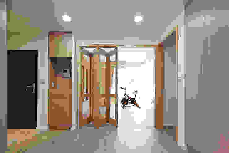 健康就在前面 Scandinavian style doors by 耀昀創意設計有限公司/Alfonso Ideas Scandinavian