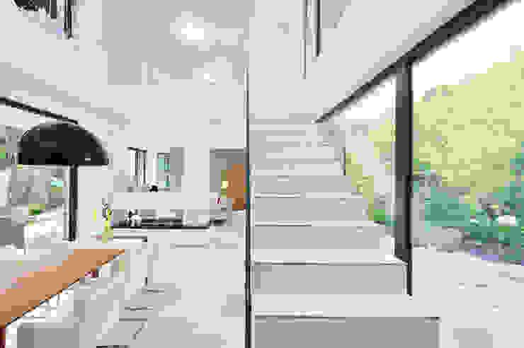 Architekten Spiekermann 階段