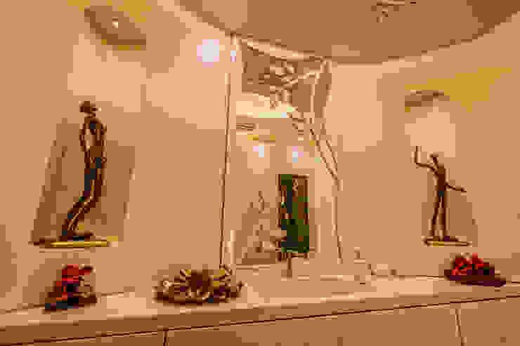 Modern Bathroom by O Design Modern