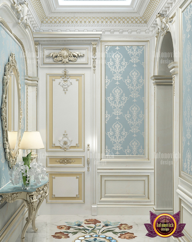 Outstanding Classic Door Designs for Luxury Homes by Luxury Antonovich Design
