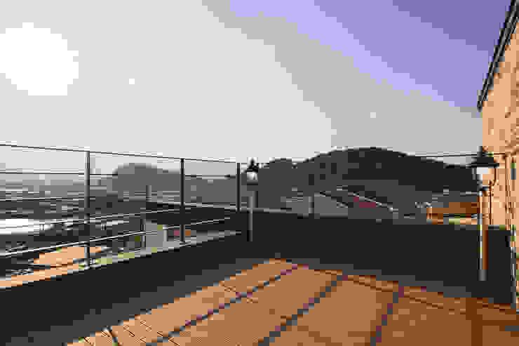이우 건축사사무소 Balcony