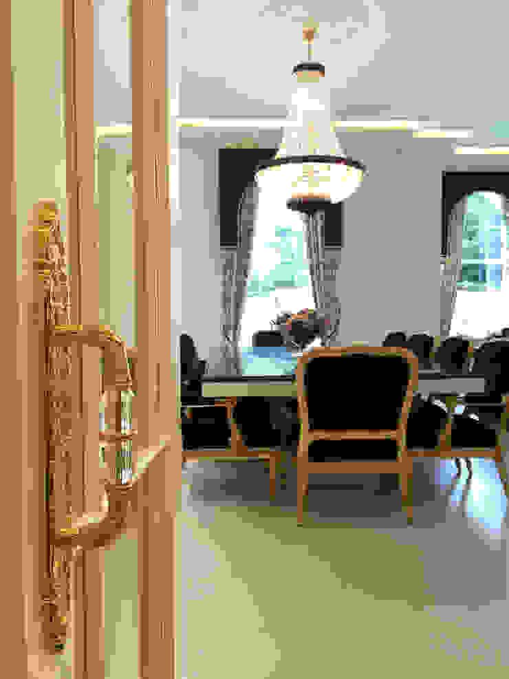 MESTRE EetkamerAccessoires & decoratie Koper / Brons / Messing Amber / Goud