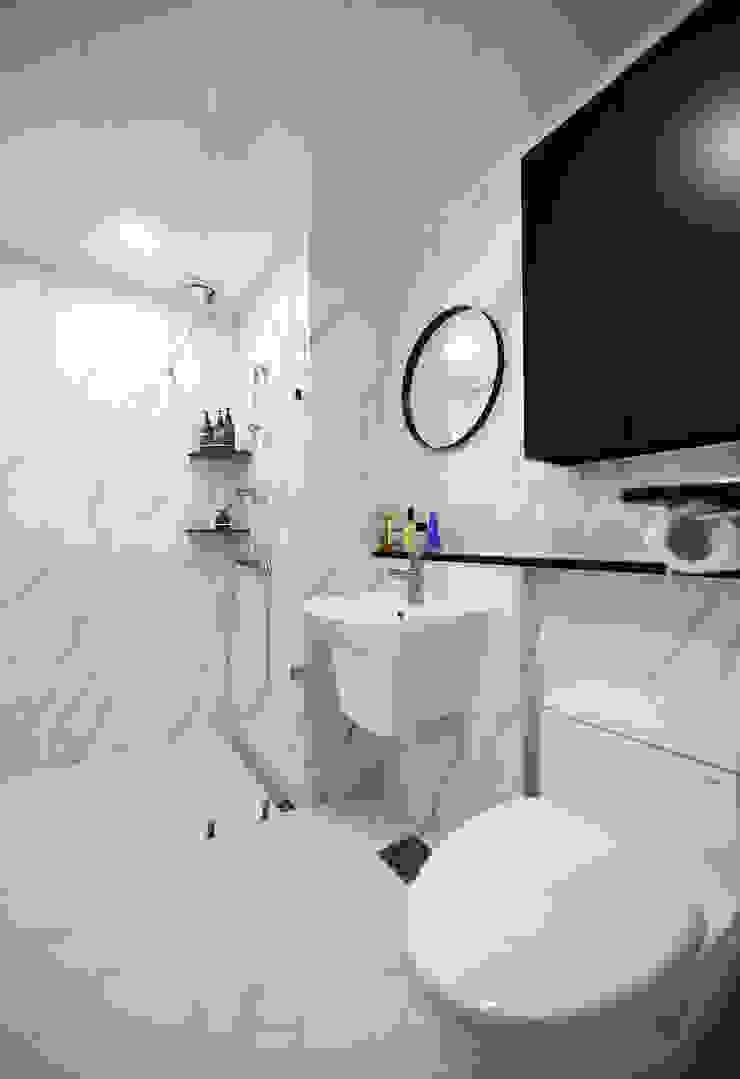 향남 우미린아파트 34PY 모던스타일 욕실 by 누보인테리어디자인 모던