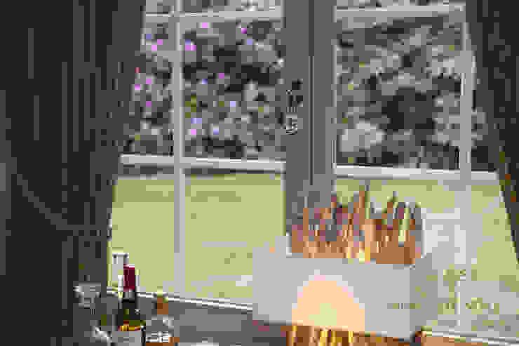 MESTRE Dining roomAccessories & decoration Copper/Bronze/Brass Metallic/Silver