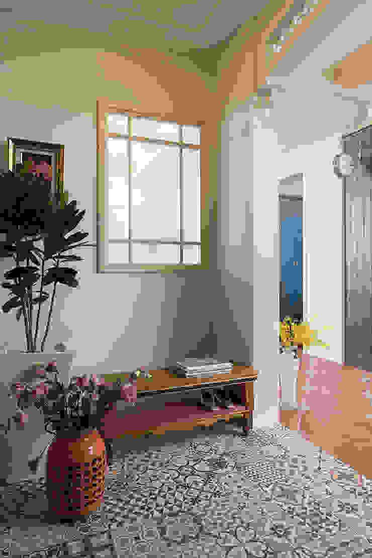 綠意盎然Sueño 根據 采荷設計(Color-Lotus Design) 鄉村風