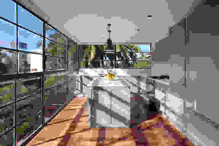 Cocina BACE arquitectos Cocinas modernas