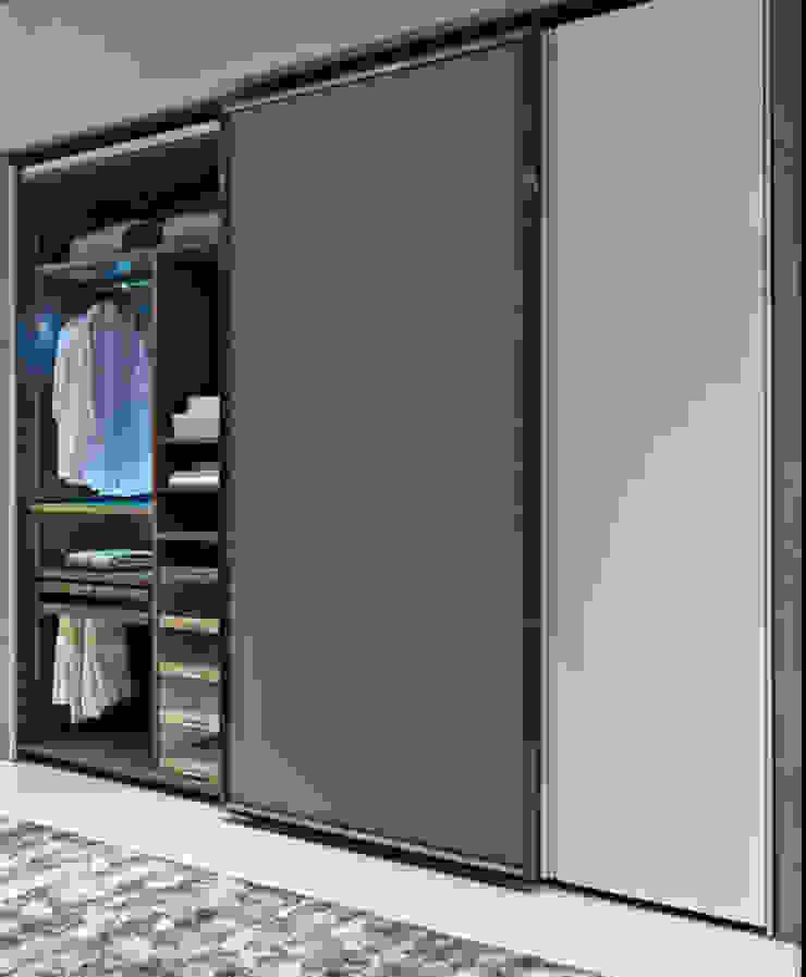 armarios y closets modernos de Estanterias Metalicas Medellin S.A.S Clásico Aglomerado