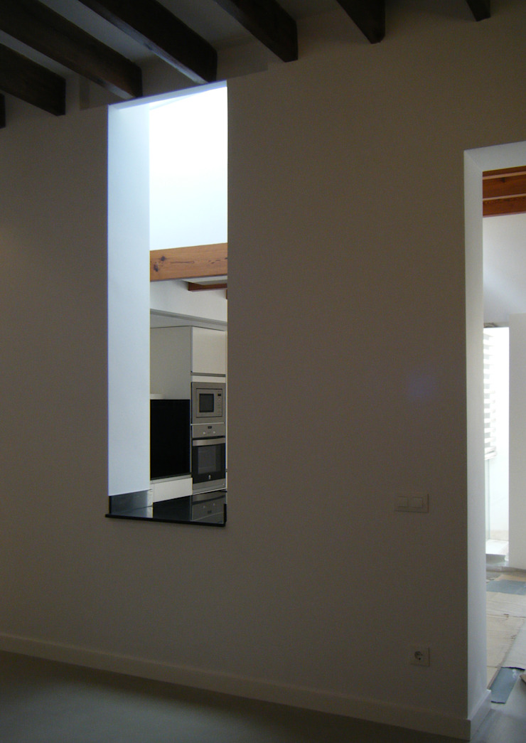 Divers Arquitectura, especialistas en Passivhaus en Sabadell Living room