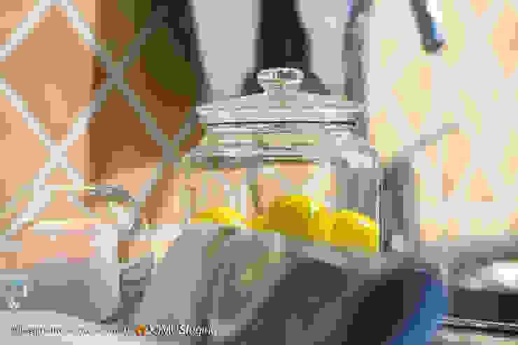 easy staging per un villino abitato da una <q>grande</q> famiglia Cucina in stile classico di 𝗗𝗢𝗠𝗨𝗦𝘁𝗮𝗴𝗶𝗻𝗴 𝑑𝑖 𝑀𝑎𝑟𝑧𝑖𝑎 𝑀𝑜𝑠𝑐𝑎𝑟𝑑𝑖 Classico
