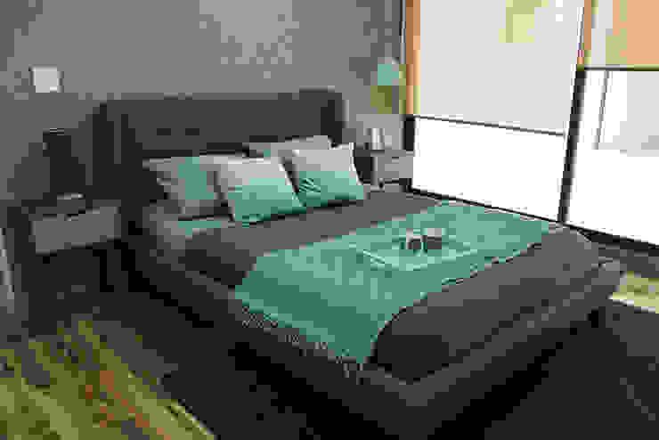 AU Lab Modern style bedroom