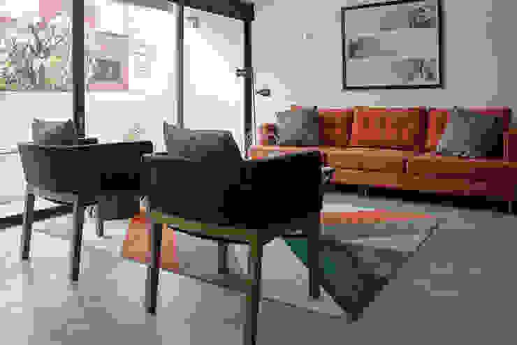 AU Lab Living room
