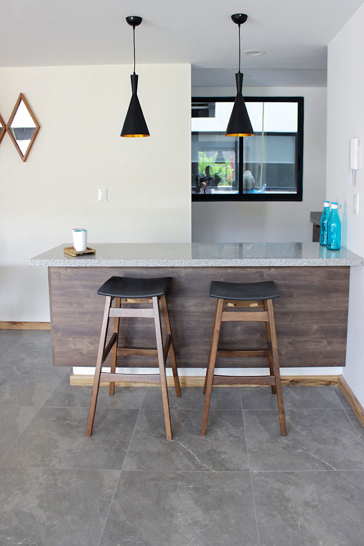 AU Lab KitchenTables & chairs