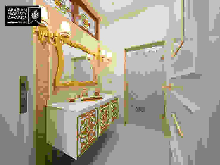 FF- Bathroom / Private Villa Classic style bathroom by Sia Moore Archıtecture Interıor Desıgn Classic Marble