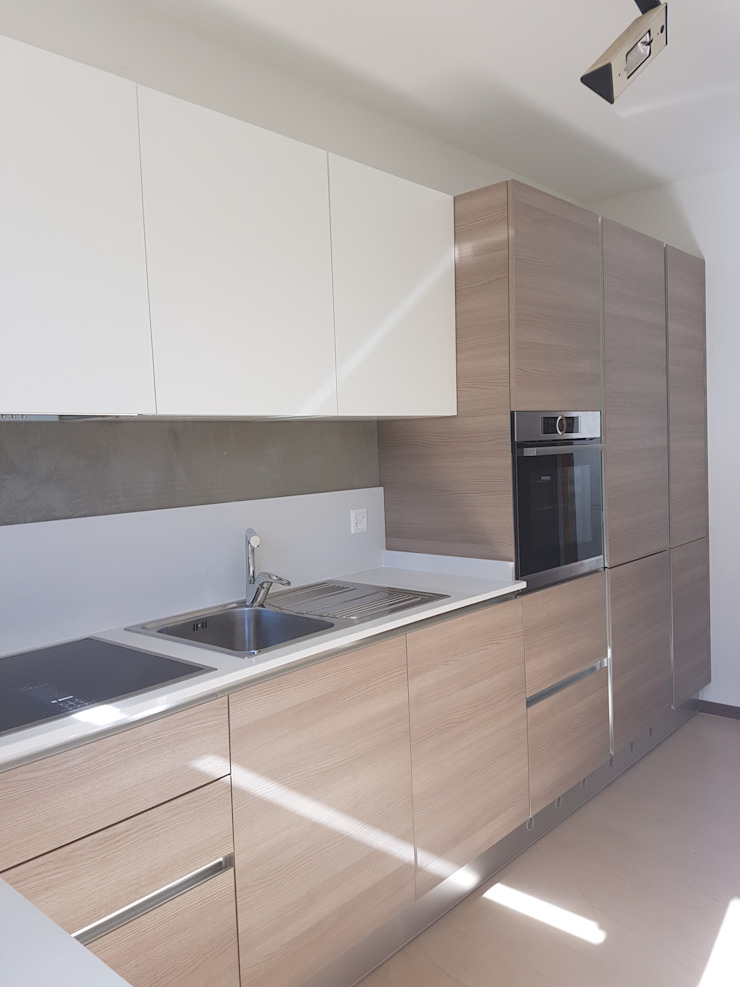 Dapur Modern Oleh MARA GAGLIARDI 'INTERIOR DESIGNER' Modern