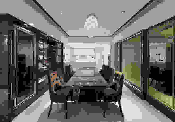 Klasik Yemek Odası 雅群空間設計 Klasik