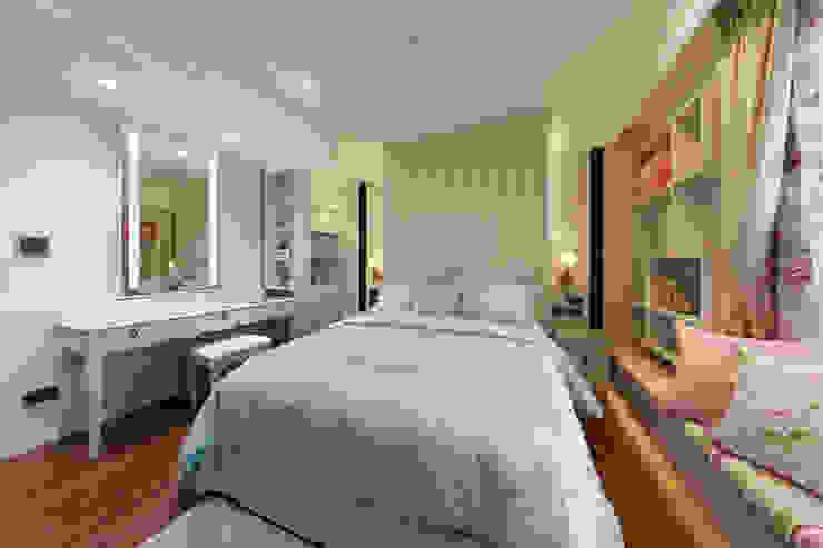 Klasik Yatak Odası 雅群空間設計 Klasik