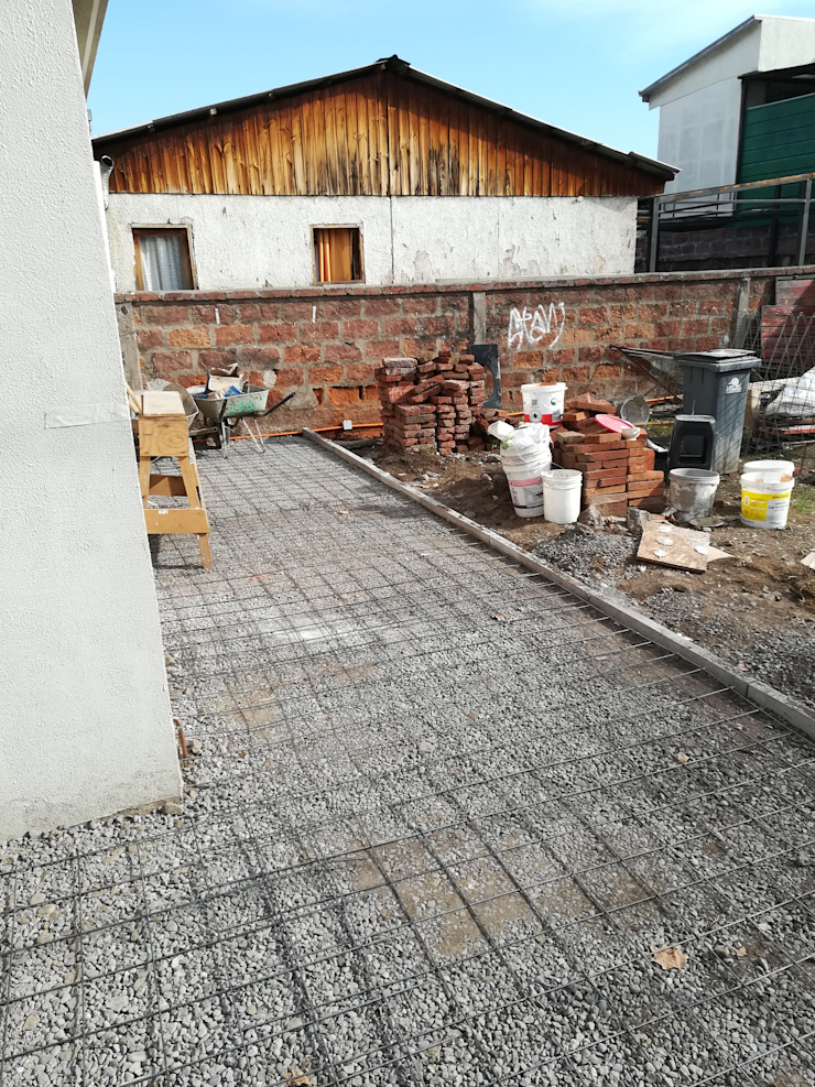 Base Hormigón estampado MSGARQ Pisos