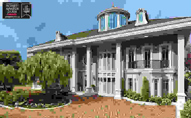Main Villa - 1 / Sitak Villa Sia Moore Archıtecture Interıor Desıgn Villas Concrete Green