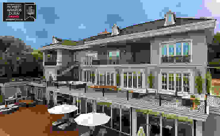 Main Villa - 4 / Sitak Villa Sia Moore Archıtecture Interıor Desıgn Villas Concrete White