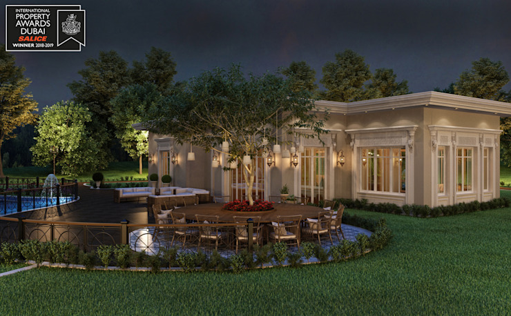 Guest House - 2 / Sitak Villa Sia Moore Archıtecture Interıor Desıgn Villas Concrete Beige