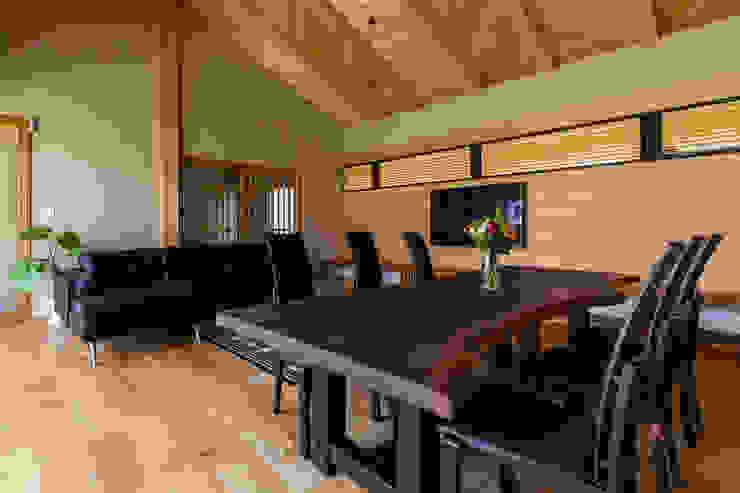 田中洋平建築設計事務所의  다이닝 룸