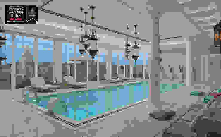 Pool / Sitak Villa Sia Moore Archıtecture Interıor Desıgn Garden Pool Marble Blue