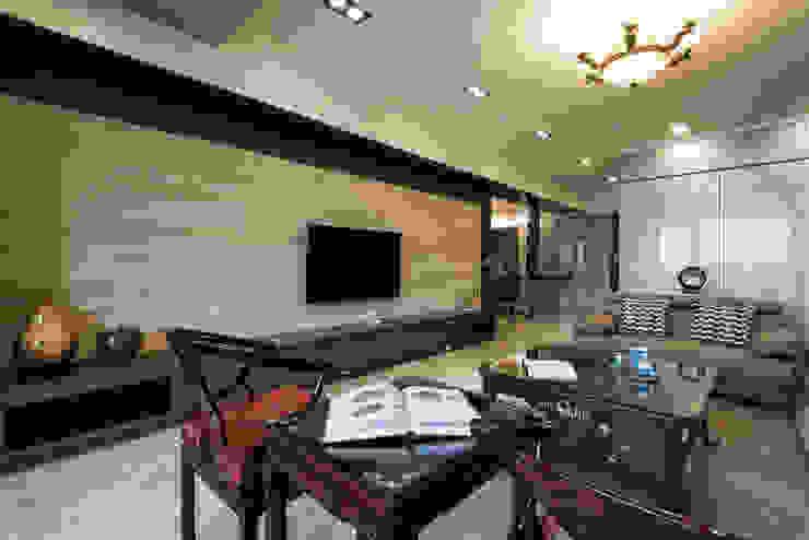 皇廷 張公館 根據 德廚臻品 室內設計公司 古典風